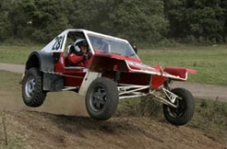 off road racer